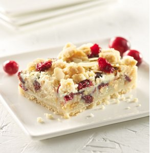 Almonds and Cranberries Bar