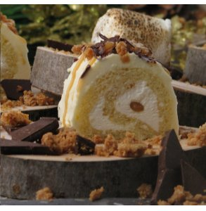 S'mores small log